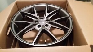 Set of Niche Misano Rims