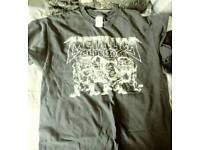 2005 Metallica club t shirt