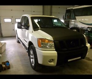 2010 NISSAN TITAN LE ALL OPTIONS OFFERS