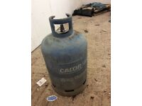 Calor gas cylinder with new regulator