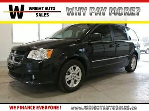 2013 Dodge Grand Caravan CREW| STOW & GO| NAVIGATION| BACKUP CAM