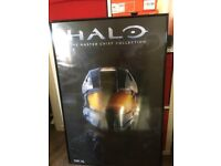 Halo framed posters