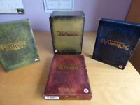 The Lord of the Rings boxed set, extended edition