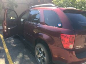 2008 Pontiac Torrent. WAY LESS THAN THE OTHERS!