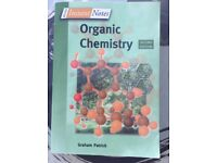 Organic Chemistry Second edition BIOS Instant note