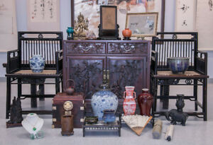 Asian / Oriental Antiques Wanted