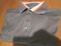 Callaway Golf Polo Shirt (Small)