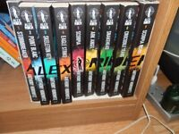 Books form Anthony Horowitz – 10 books