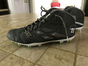 Souliers crampons football