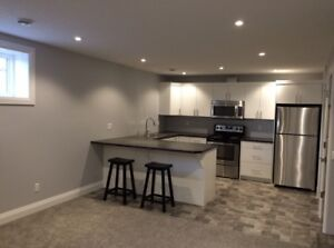 New Bright 2 Bedroom Basement Suite  Pilot Butte (Avl Oct 1)
