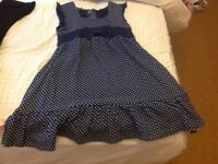 Girls dresses (three)