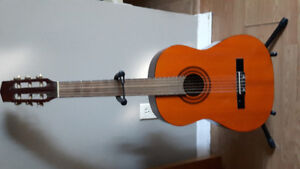 Mint condition classical guitar