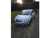 3 door Vauxhall corsa silver runs and drives engine needs some tlc