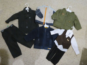 Boys lot Coats and Suit