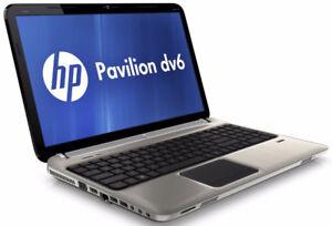 HP Pavilion DV6 15 inch Laptop [Mint Condition]