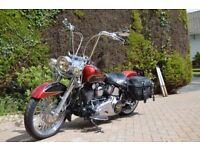 Stunning Customised Heritage Softail Harley Davidson