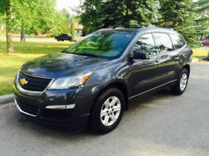 2013 Chevrolet Traverse LS 8 PASSENGER BACK-UP CAMERA AWD