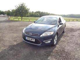 2011 Ford Mondeo 1.6 TD ECO Titanium 5dr (start/stop)