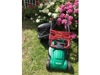 Qualcast Corded Electric Rotary Lawn Mower