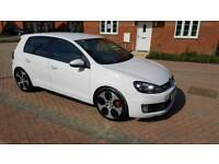 Golf gti, white, Excellent condition