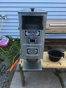 Bunn Omatic Coffee bean grinder
