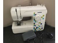 Brother Sewing Machine as new