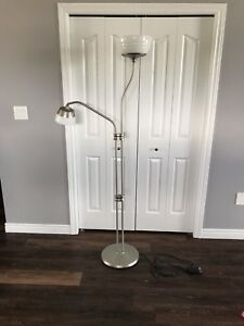 IKEA Floor Lamp/Reading Light Combo
