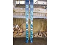 Black Crows Atris 184cm Fritschi Vipec 12 Bindings