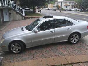 2004 Mercedes-Benz E-Class Financement disponible Aucun cas refu