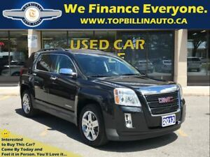 2013 GMC Terrain SLT AWD NAVIGATION, SUNROOF, LEATHER