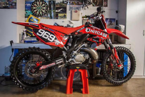 Looking for a CR 250r