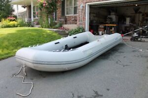 10 Person Inflatable Dingy