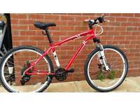 2015 specialized hardrock special edition mountain bike