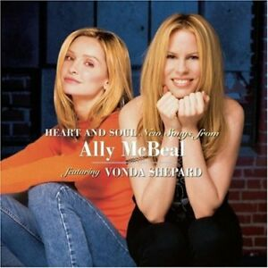 "Music CD ""Heart and Soul – New Songs from Ally McBeal"""