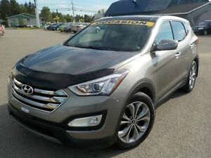 Hyundai Santa Fe Trac intégrale 4 p 2,0 T auto Premium *Disp. li