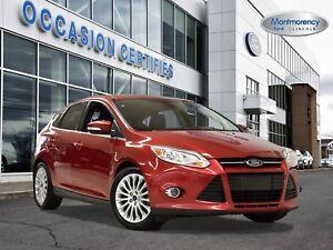 2012 Ford Focus SEL Hatchback CUIR+GPS+TOIT+SENSOR