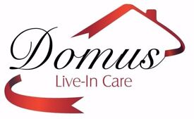 Live in Carer - Starting from £700 per week!