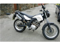 Derbi Senda cross city 125cc 2014 reg. New mot