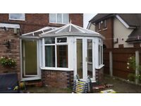 UPVC Conservatory REDUCED (dismantled ready to collect or deliver)