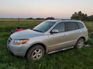 2009 Hyundai Santa Fe GLS SUV