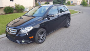 2013 Mercedes-Benz B-Class 250 Turbo Hatchback