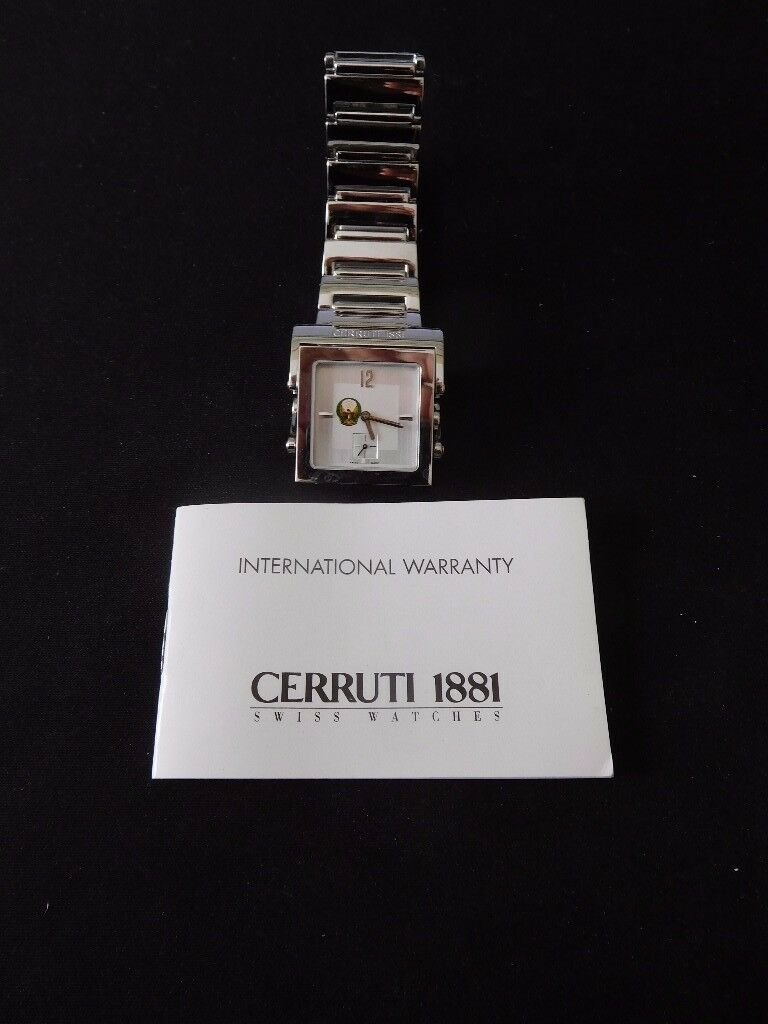 Swiss Watch Cerruti