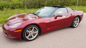 2007 Chevrolet Corvette C6 Base Coupe (2 door)