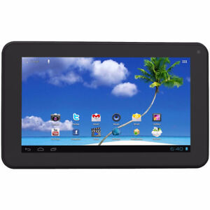 7-Inch Android Tablet with HMDI
