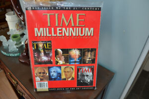 Time Millennium Collector's Edition (Sealed in package)