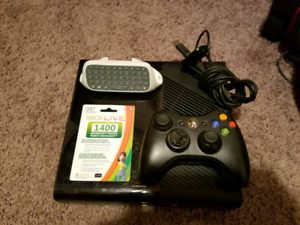 Xbox 360 with games and more