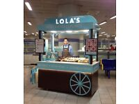 LOLAS CUPCAKES LOOKING FOR TEAM MEMBERS/SUPERVISORS/MANAGERS FOR ITS NEW STORE @ BICESTER VILLAGE