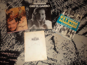 for collectors & lovers of the older stars.. several magazines