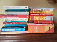 selection of 20 books