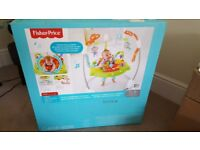 BRAND NEW FISHER PRICE JUMPEROO